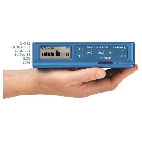 RACELOGIC LABSAT3 GNSS Simulator Record Play + Satgen NAELCOM