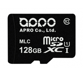 Industrial microSD
